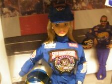 1998 Mattel Nascar 50th Anniversary Barbie Collector Edition New in Box