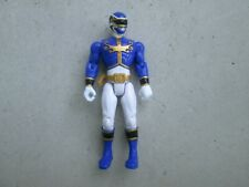 SCG Power Rangers Blue Ranger 4.25? Action Figure