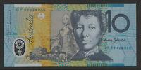 MacFarlane /Henry - 2003 : Last prefix DF03 Ten Dollar Polymer Banknote, Unc.