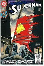 Superman #75 (1993) 2nd Print DC Comics