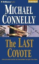 THE LAST COYOTE (Harry Bosch) unabridged audio CD by MICHAEL CONNELLY  Brand New