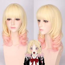 DIABOLIK LOVERS MORE BLOOD Komori Yui Costume Cosplay Anime Wig heat resistant