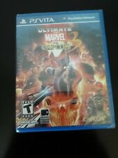 Ultimate marvel vs capcom 3 ps vita, New sealed.