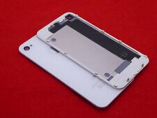 für iPhone 4 Akkudeckel Backcover Cover Akkufachdeckel Rückseite Gebraucht Weiß