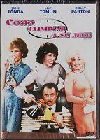 COMO ELIMINAR A SU JEFE de Colin Higgins con Jane Fonda