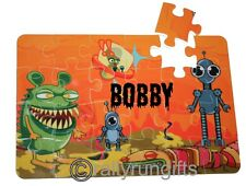 PERSONALISED Jigsaw Puzzle PLASTIC Polymer 24 piece your design PHOTO Child gift