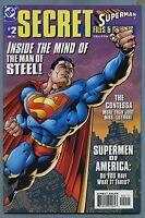 Superman Secret Files #2 1999 DC Comics