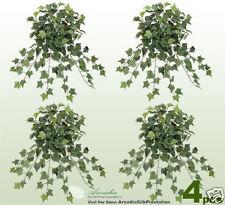 "4 English Ivy 30"" Artificial Silk Plants 114GRFS"
