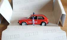 BUB Volkswagen Golf I Feuerwehr  Art.08803 NEU 2010