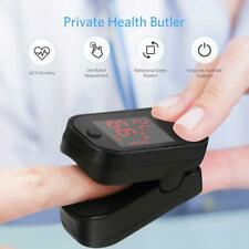 Pulse Finger Oximeter Spo2 Oxygen Monitor Blood Rate Heart Fda Pr Meter STRONG