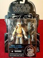 "Star Wars The Black Series 3.75"" Action Figure - Luke Skywalker  # 06 - New"