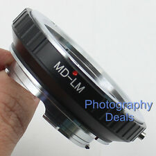 MD-LM Adapter for Minolta MD Lens to Leica M9 M8 M7 M6 M5 TECHART LM-EA7
