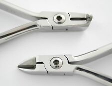 Dental TC Distal End and Pin & Ligature Cutter Orthodontic Instruments Free Ship