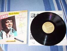 ELVIS PRESLEY  Sings for children Album  Canada pressing