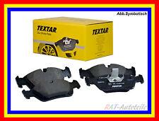 TEXTAR Bremsbeläge Satz-HA-VW V (1K5) 1.4 59KW/80PS,1.9 TDI 4motion 77KW/105PS