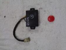 APRILIA RS125 RS 125 2T MOTORBIKE POWERVALVE CONTROL UNIT CDI ECU 6 PIN