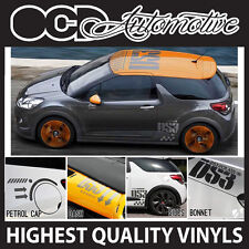 Citroen DS3 C3 Complet Toit Dash côté Essence Cap Graphics Decals Sticker Kit