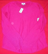 Old Navy girls XL extra large size 14 fuchsia sweater new with tags