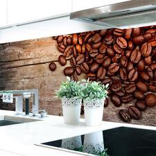 Küchenrückwand Kaffee Bohnen Premium Hart-PVC 0,4 mm selbstklebend