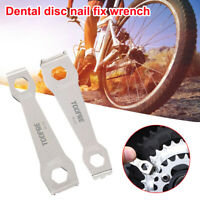 Bike Chainring Nut Wrench Peg Bolt Spanner Crankset Chain Ring Removal Tool