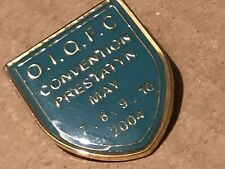 Queen Convention 2004 Official Fanclub Badge