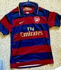 Arsenal Nike Third Soccer Jersey 07- 08 Robin van Persie #11 Boys Size Lg Used