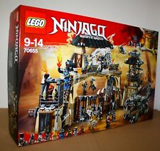 LEGO® NINJAGO 70655 Drachengrube    Neu & OVP