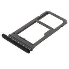SD-Card/ SIM-Tray #S70 Schwarz zu Samsung Galaxy S8/Plus Karten Halter Schlitten