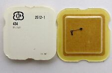 ETA  original parts  Ref. 51.120 (434) cal. 2512-1 clicking spring N.O.S.