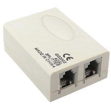 Portable ADSL ADSL2+ DSL Modem Telephone Phone Fax In-Line Splitter Filter RJ11