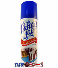 Bakers Joy The Original No Stick Baking Spray With Flour 142g Can Fat Free