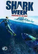 Shark Week: Predator of the Deep (DVD, 2014) New