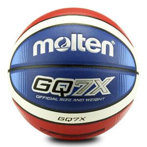 New Molten GQ7X Basketball Training Size7 Standard Basketball