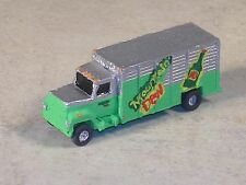 N Scale Mountain Deww Beverage Delivery Truck