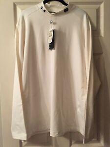 Notre Dame Under Armour Long Sleeve Field Gear Shirt NWT 2XL