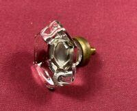 Vintage drawer Glass Knob Hardware