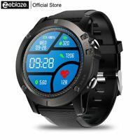 Smartwatch Tactical V5 Touch Screen Smart Watch Men Heart Rate Tracking Sports