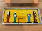 Dinky Toys 1930s Petrol Pumps And Oil Bin No: 49 excellent boxed complete