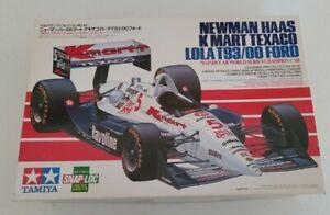 1:20 Tamiya Newman Haas KMart Texaco Lola T93/00 Ford