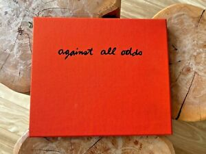 Keith Haring Against All Odds 20 Drawings Hard Cover Book In Sleeve Limited # Ed