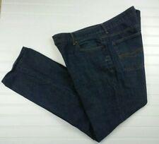 Mens Izod Jeans Size 38x32 Slim Straight Fit