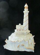Lenox Spirit Of The Sea Porcelain Lighthouse Large Figurine