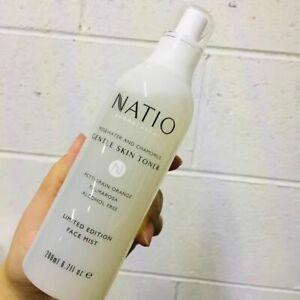 Natio Rosewater & Chamomile Gentle Skin Toner Face Mist 200ml