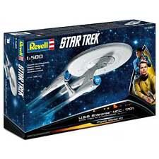 Revell 1:500 escala USS Enterprise NCC-1701 Star Trek en la oscuridad Kit 04882