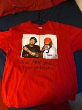 supreme 3 6 mafia T Shirt Size Xl Red