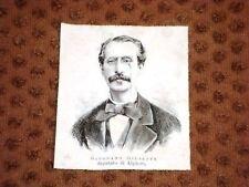 Deputato Giordano Giuseppe di Alghero