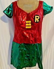 Teen Titans Sexy Robin Costume Rubies Size M