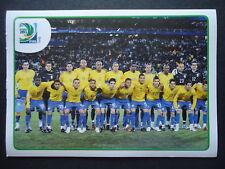 Panini 27 team brasil confed Cup 2013 brasil