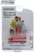 Greenlight 1:64 Norman Rockwell Series 3 1968 Ford Club Wagon