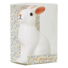 Woodland Dreams LED Bunny Rabbit Night Light 20cm From Purple Turtle Toys